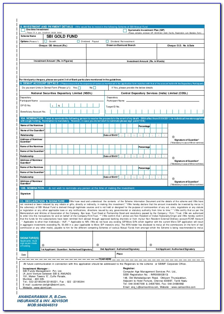 South Indian Bank Kyc Documents