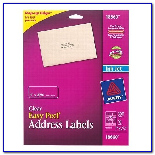 Staples Label Templates 5162