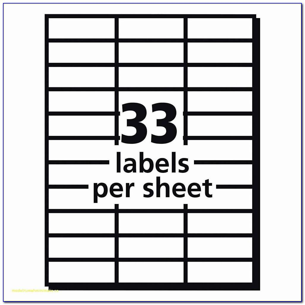 Staples Labels Template 14 Per Page