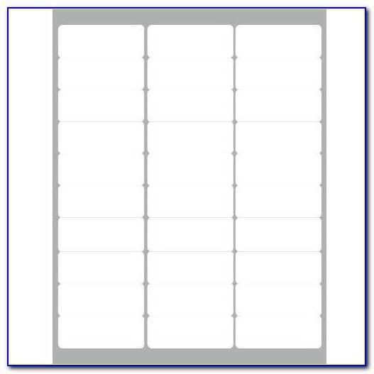 Staples Labels Template 5163