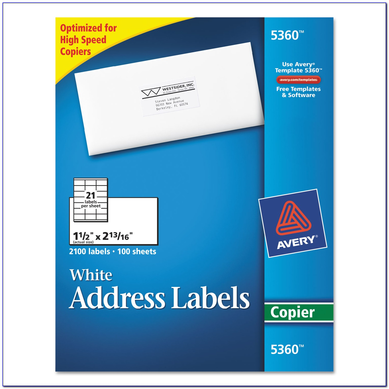 Staples Mailing Label Template 5162
