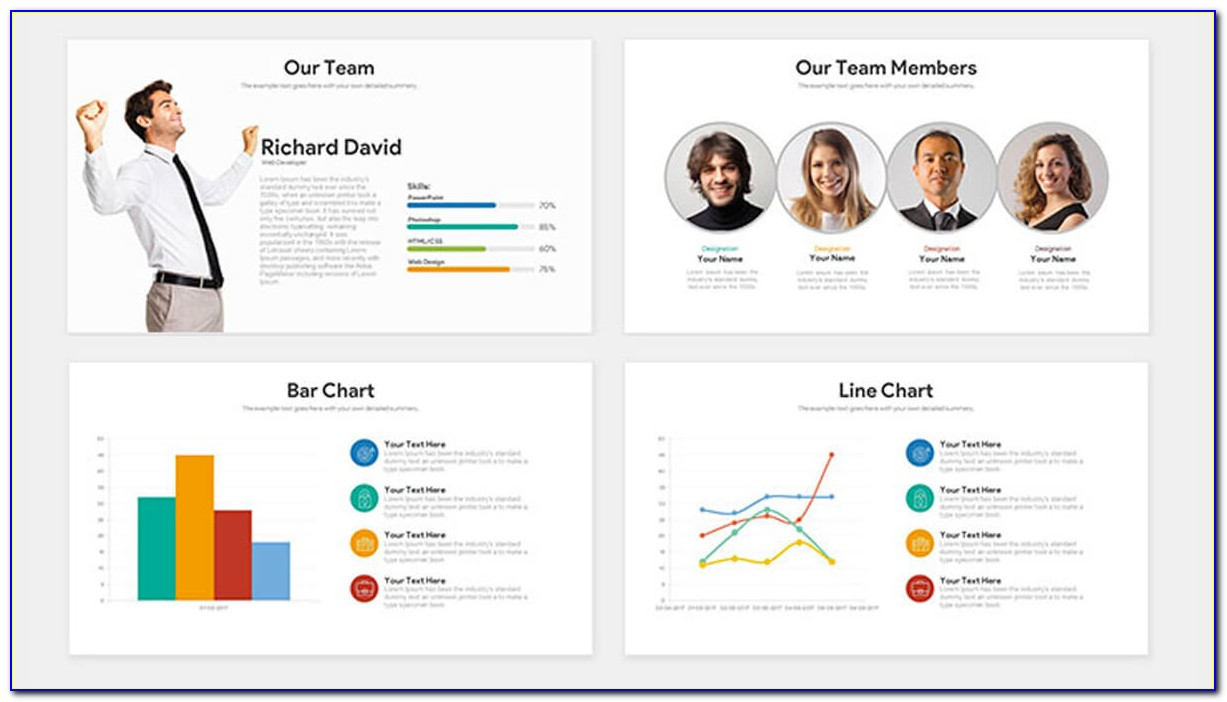 Startup Pitch Presentation Template Free Download