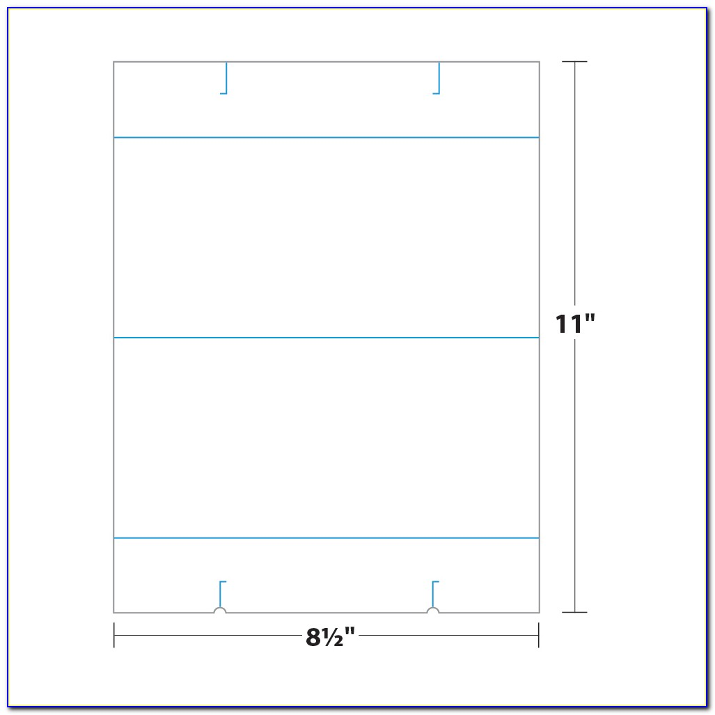 Table Tent Name Card Template