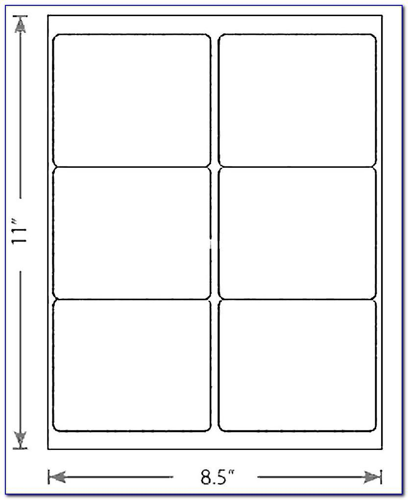Templates For Avery Labels 8160