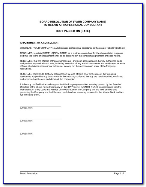 Testamentary Trust Financial Statements Example