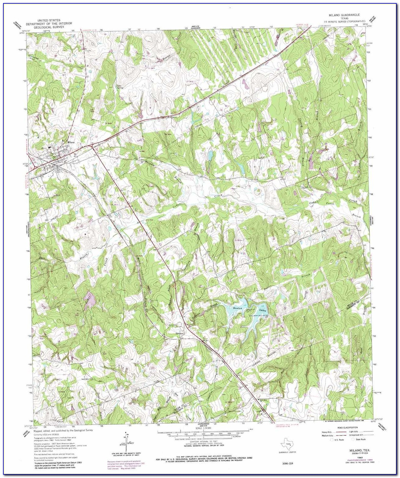 Texas Topo Map Download