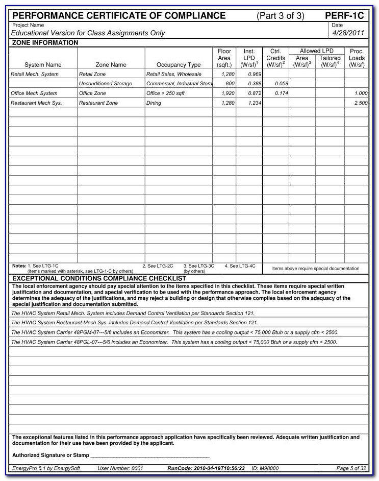 Title 24 Compliance Forms Pdf