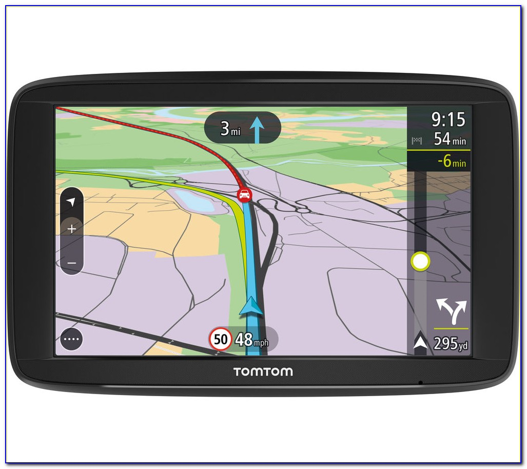 Tomtom Buying Maps