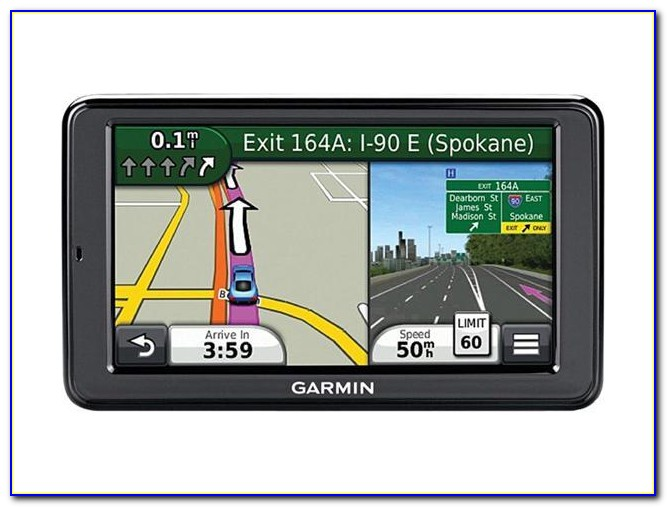 Tomtom Gps With Lifetime Maps And Traffic