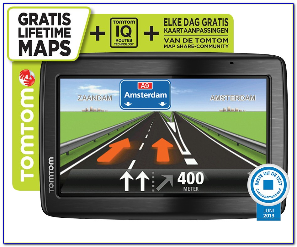 Tomtom Lifetime Maps And Speed Cameras
