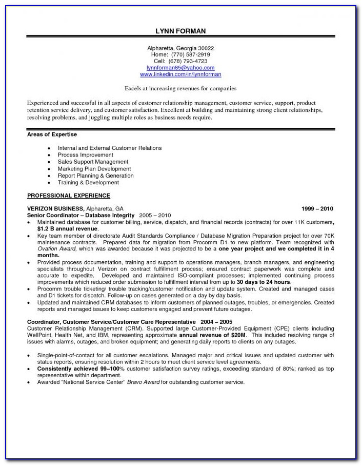 Top Federal Government Resume Writing Services