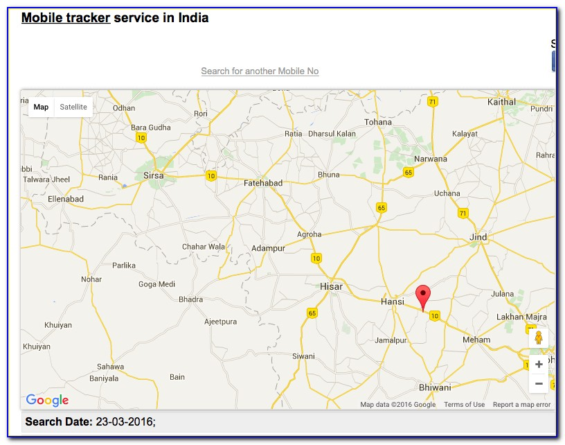Trace Mobile Number Exact Location On Map In Bangladesh