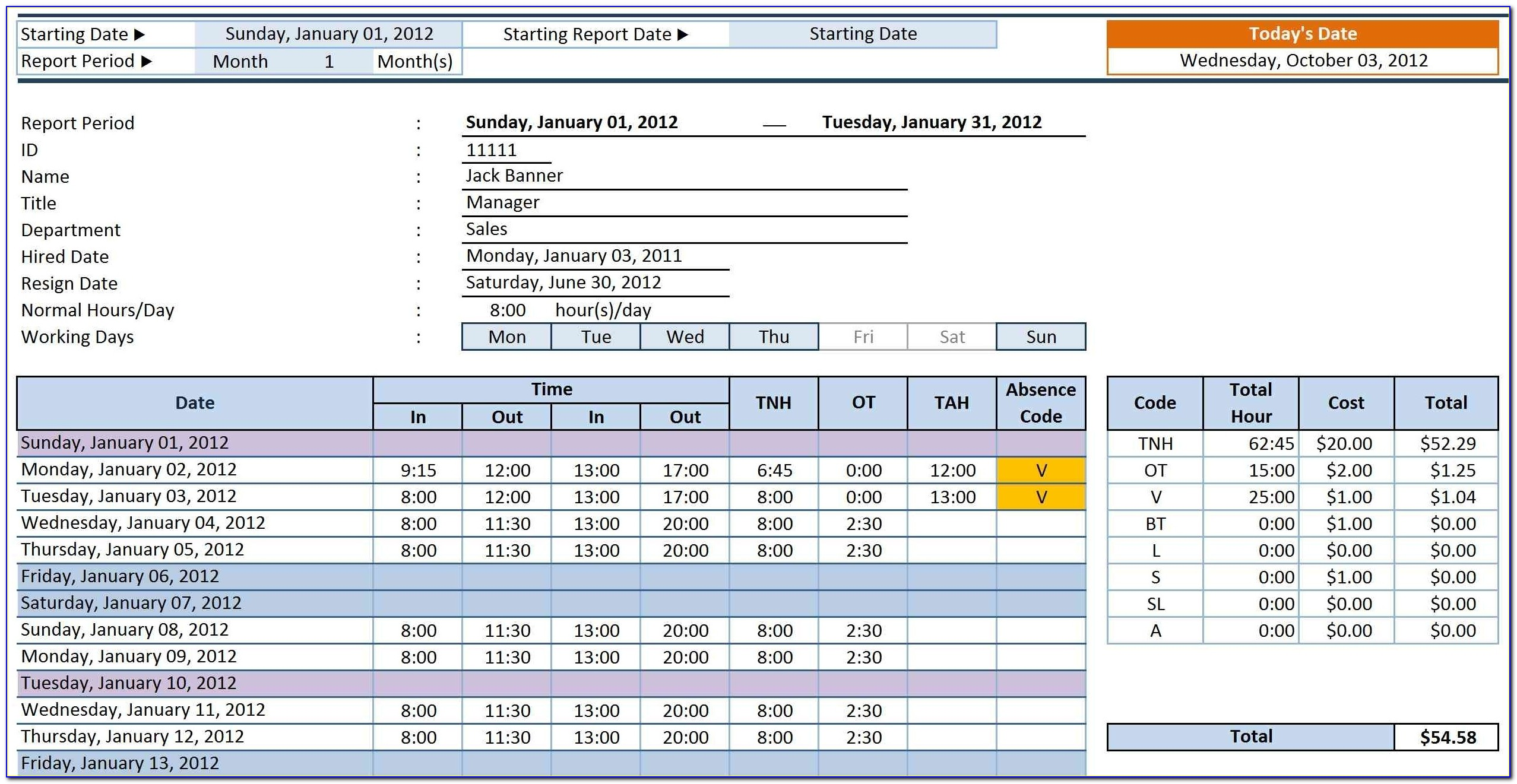 Time Log Template Excel Luxury Spreadsheet Examples Free Employee Time Tracking Awesome Bi Weekly