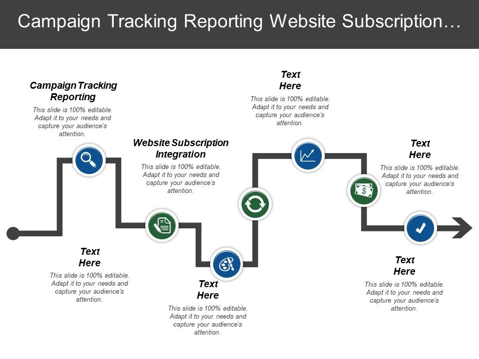 Tracking Website Templates