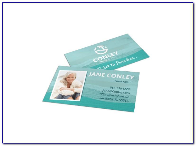Travel Business Cards Templates Free