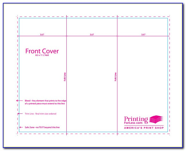 Tri Fold Brochure Templates Free Download
