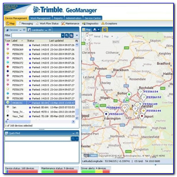 Trimble Ag Mapping Software