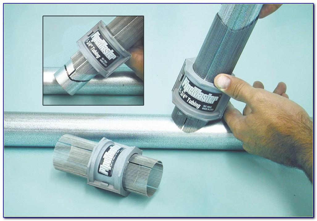 Tube Notching Template Tool