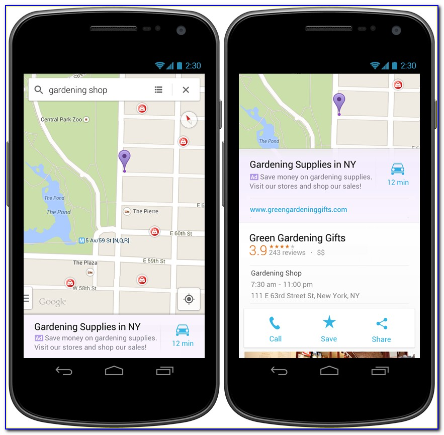 Using Google Maps To Locate A Cell Phone