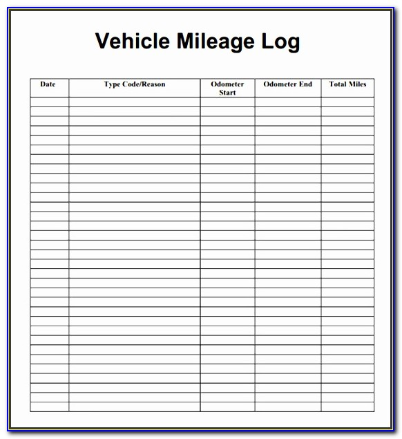 Vehicle Mileage Log Example Vwbzp Best Of 8 Mileage Log Templates Free Word Excel Pdf Documents