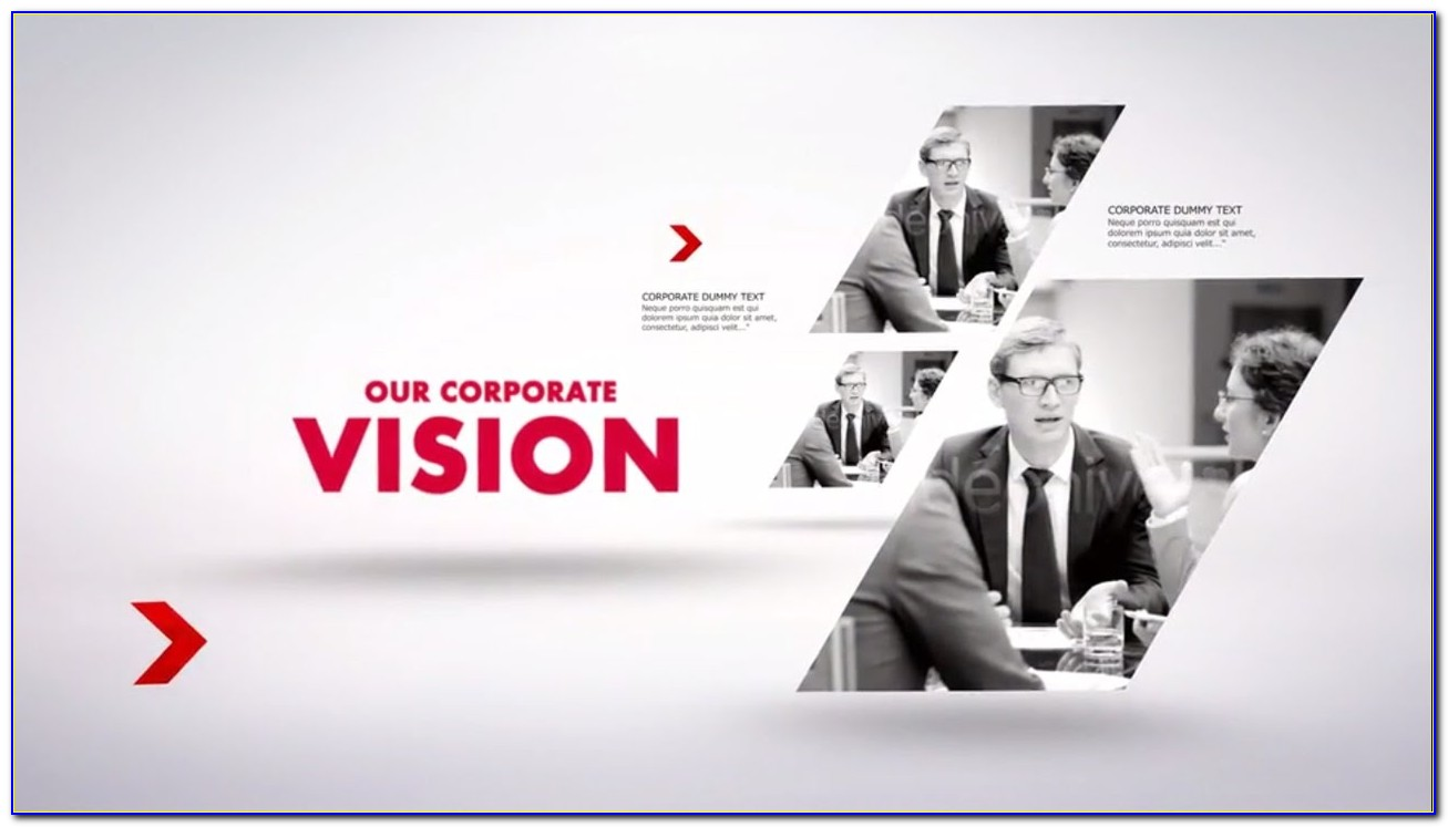 Video Presentation Pro Free After Effects Video Template