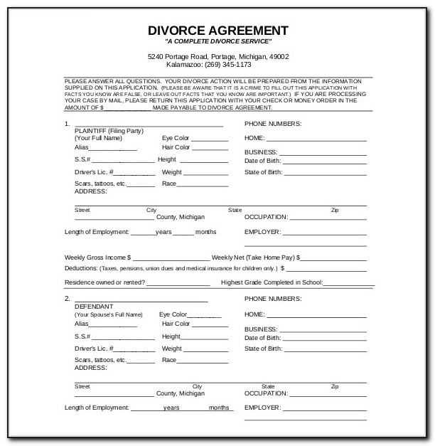Virginia Beach Uncontested Divorce Forms