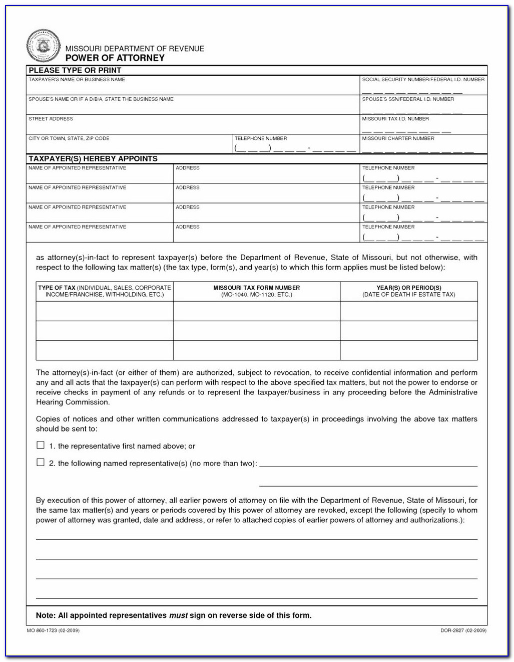 Virginia Durable Power Of Attorney Forms