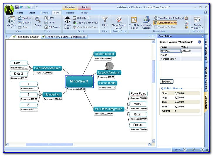 Visual Mapping Software Free