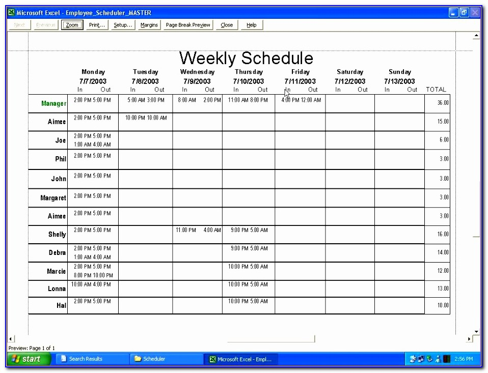 Employee Schedule Excel Template Eqrbr Lovely Employee Shift Schedule Template Excel