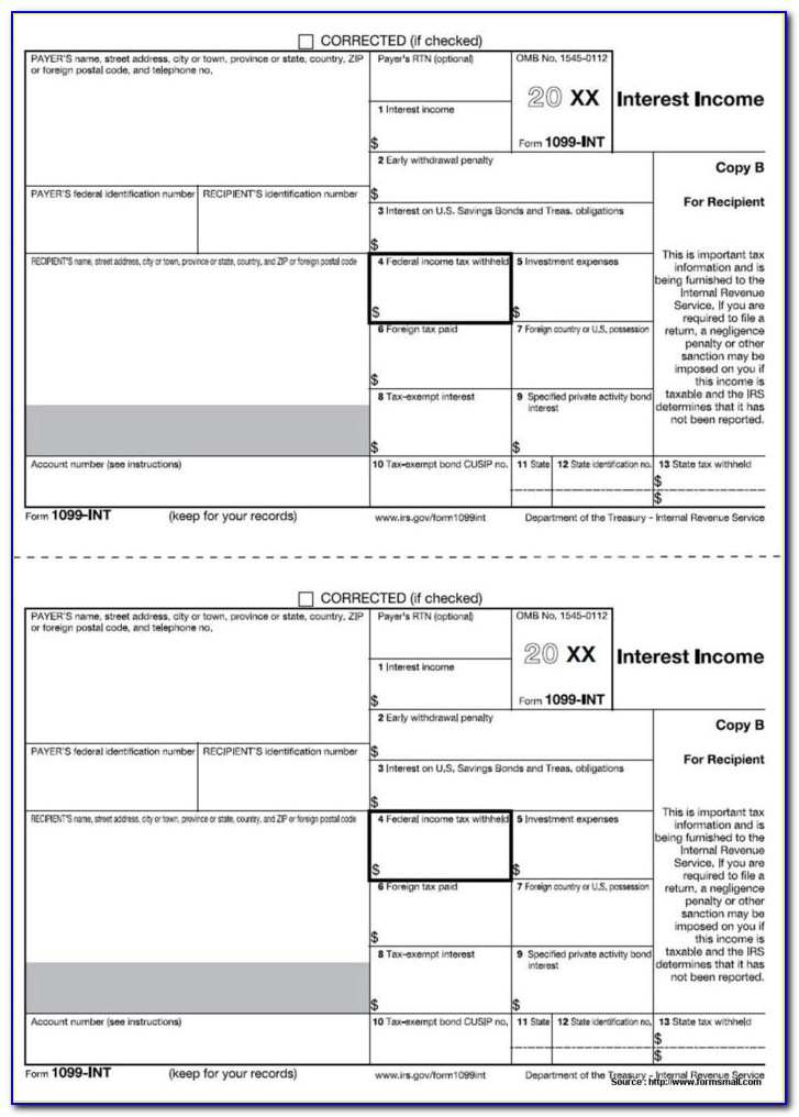 W2 Fillable Form 2016 Free