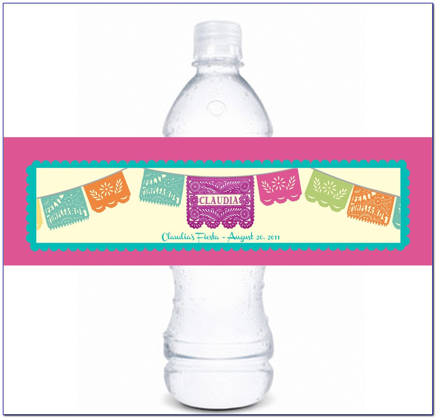 Water Bottle Labels Template Avery