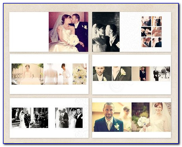 Wedding Album Templates Psd Free Download