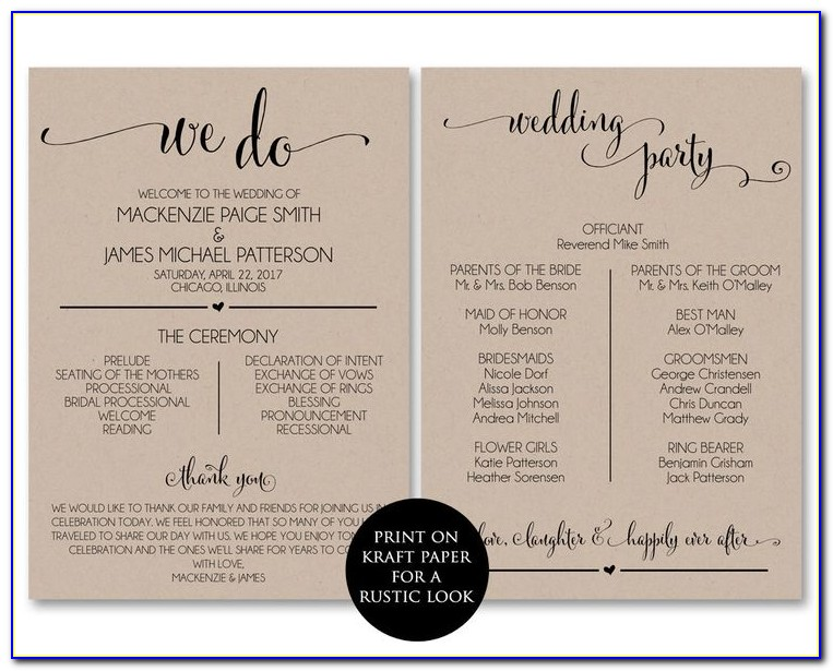 Wedding Mailing Address Label Template