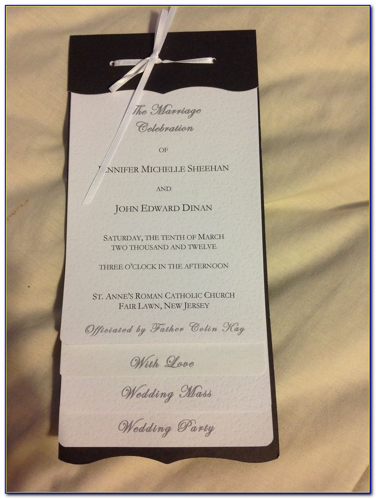 Wedding Shipping Label Template
