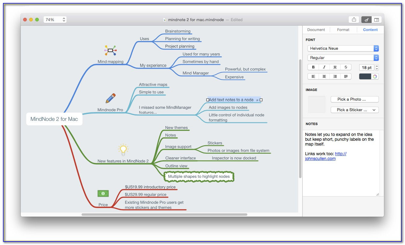 What Is The Best Mind Mapping Software For Mac