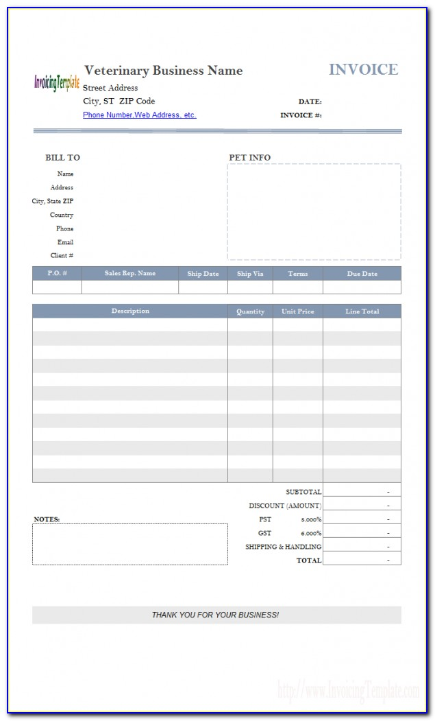 Xero Invoice Templates Fields