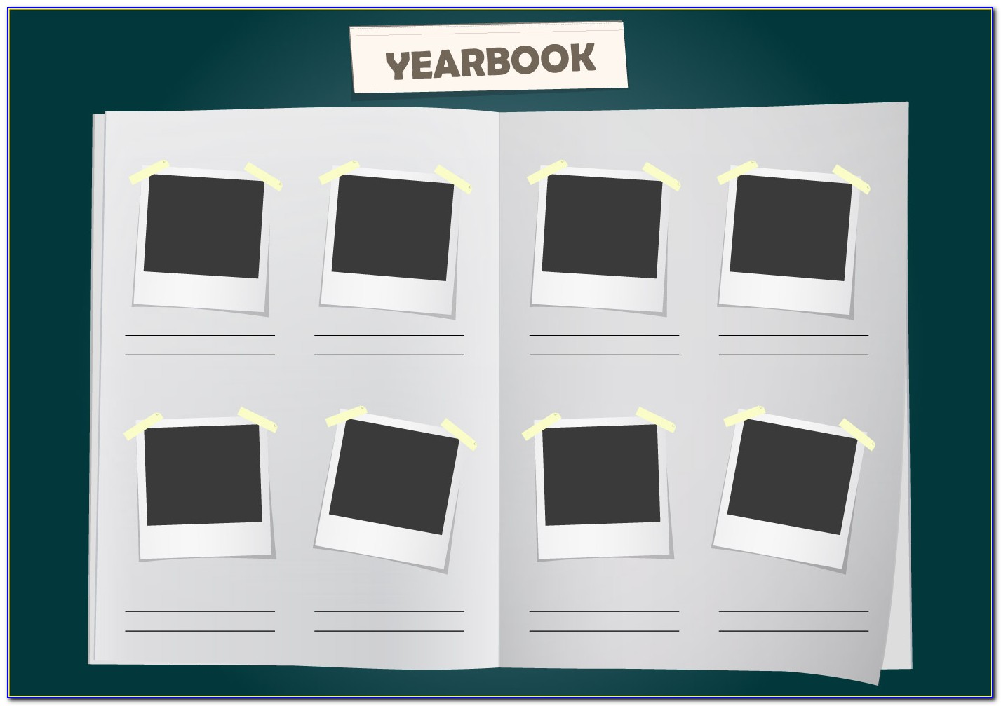 Yearbook Templates