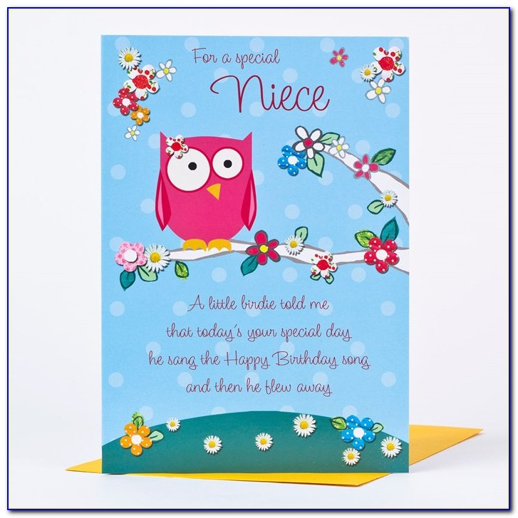 123 Free Birthday Cards For Niece