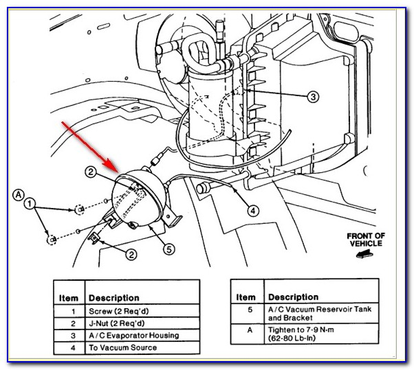 1997 Ford Ranger Wiring Diagram