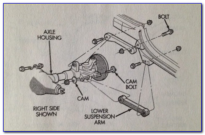 1998 Jeep Grand Cherokee Front Suspension Diagram