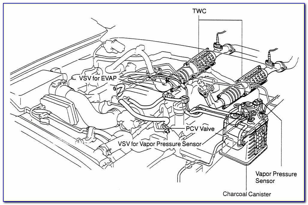 1999 Chevy Tahoe 4×4 Front Suspension Diagram