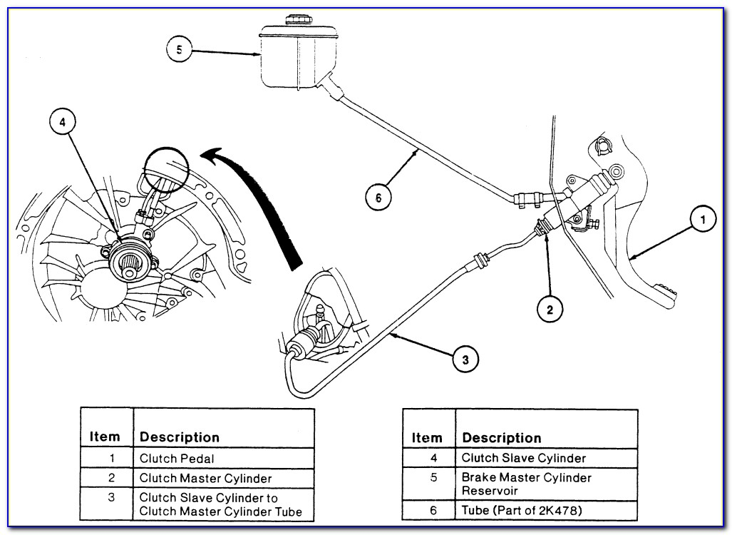 1999 Ford Mustang Headlight Wiring Diagram
