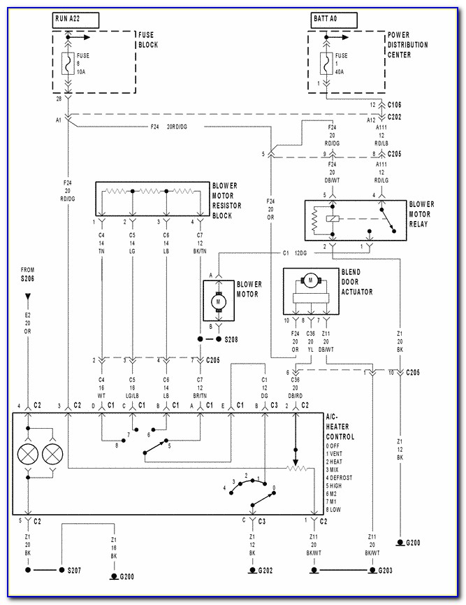 2000 Jeep Wrangler Ignition Wiring Diagram