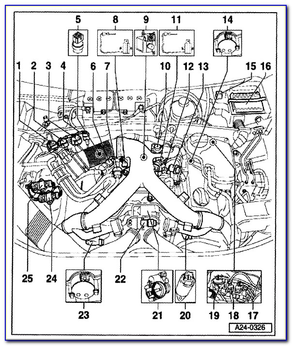 2001 Audi A6 Stereo Wiring Diagram