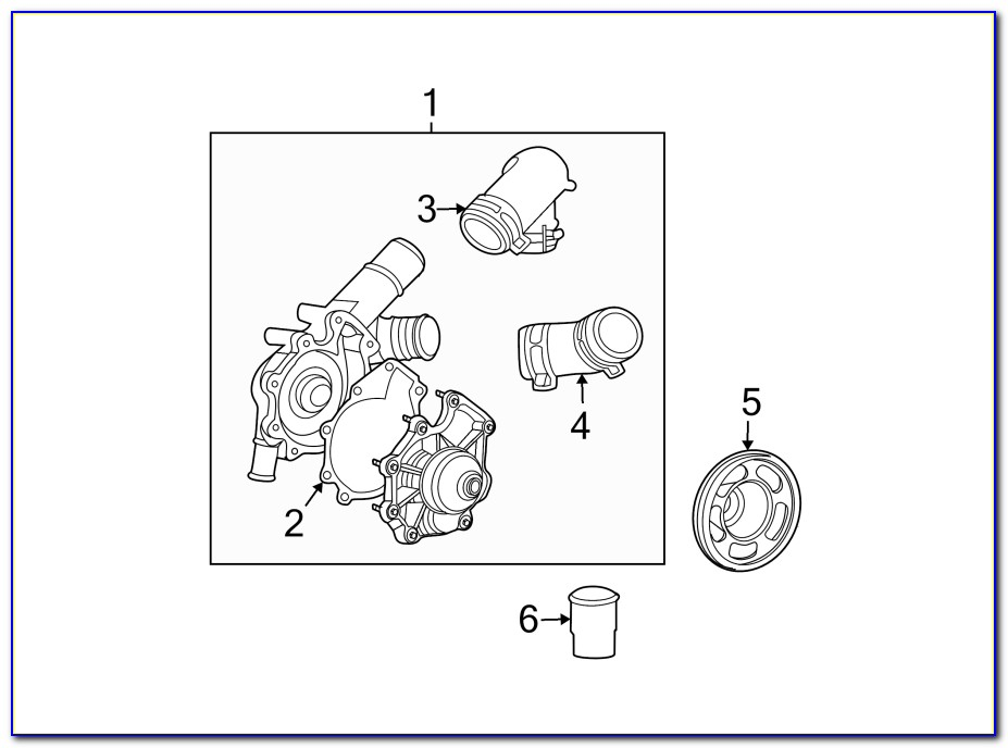 2002 Ford Expedition Front Suspension Diagram