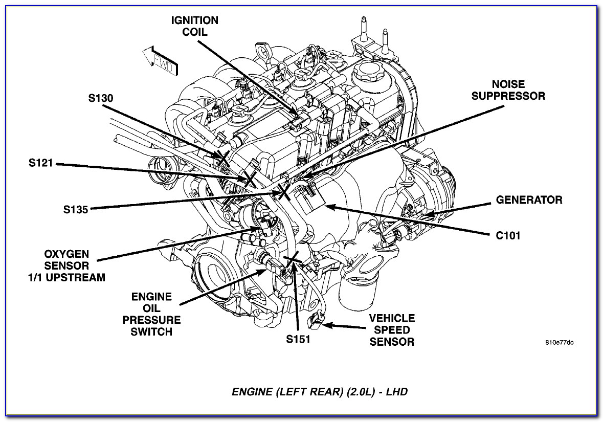 2004 Chevy Blazer Brake Line Diagram
