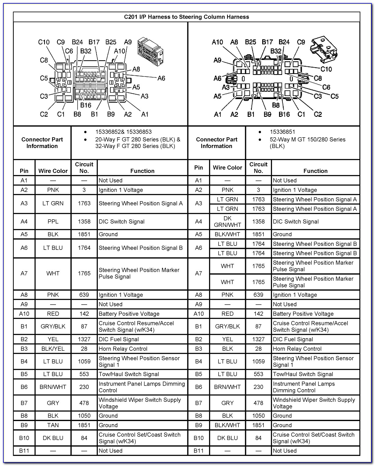 2005 Chevy Express Trailer Wiring Diagram