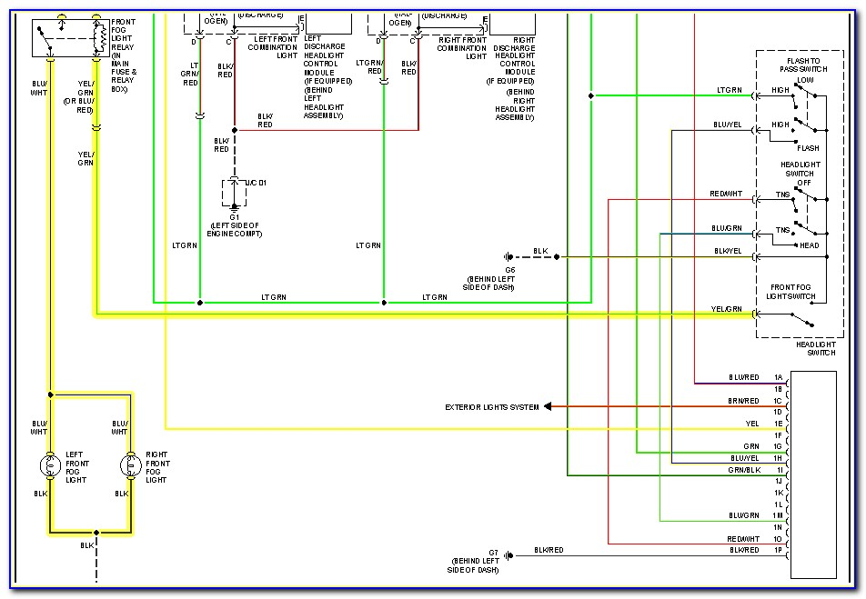 2008 Mazda 6 Radio Wiring Diagram