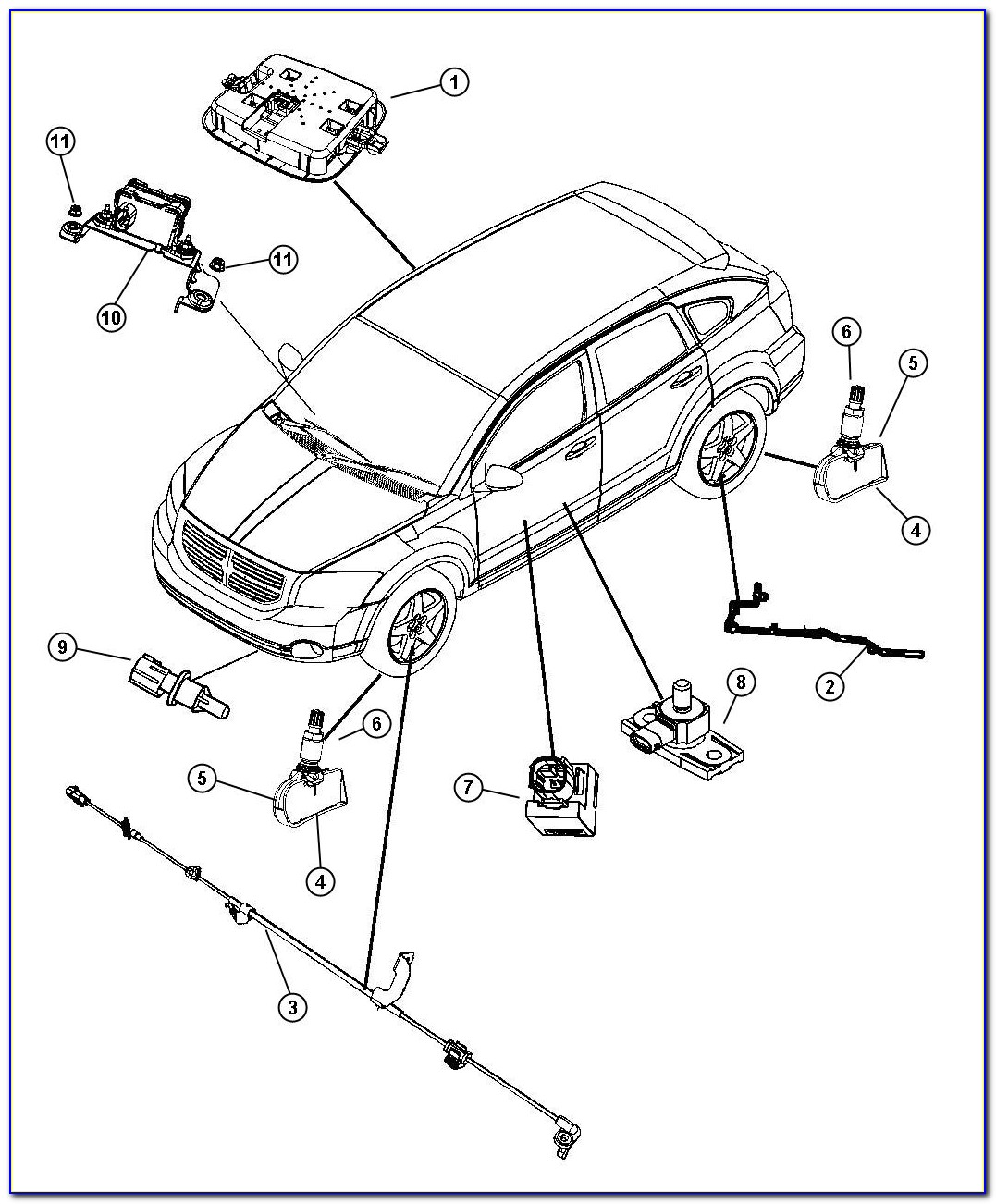 2009 Dodge Charger Factory Radio Wiring Diagram