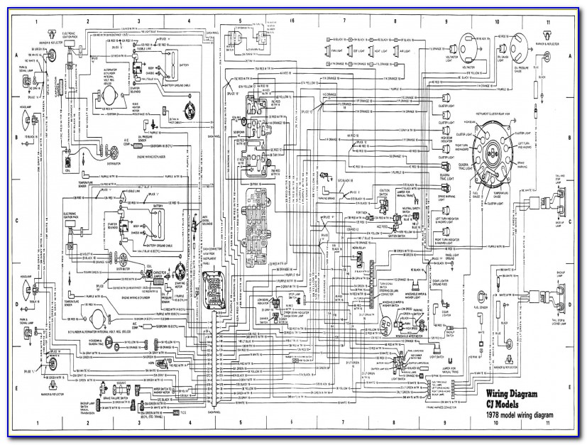 2016 Jeep Wrangler Unlimited Wiring Diagram